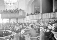 پایان دوره پانزدهم مجلس شورای ملی