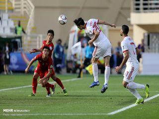 دیدار تیم های ملی فوتبال ایران و ویتنام