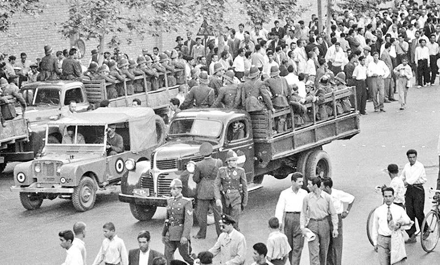 مبارزان و کشتگان 30 تیر