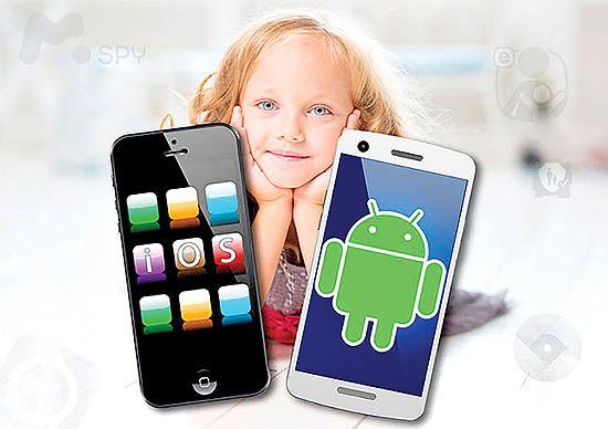 اپلیکیشنهای کنترل بچهها
