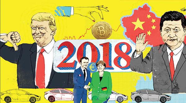 اقتصاد و سیاست جهان 2018