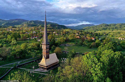 زیباییهای غافلگیر کننده رومانی