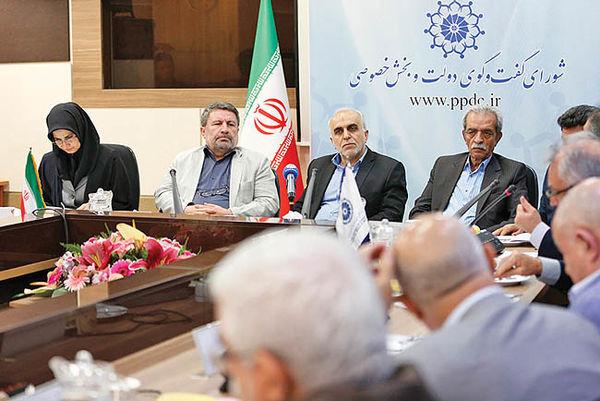 انتقاد از مشورتخواهی نمایشی دولت