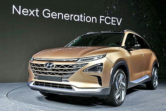 پیل سوختی رقیب فناوری خودروی برقی