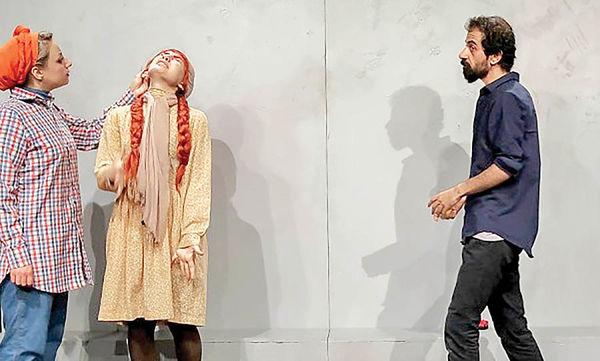 «آن شرلی با موهای خیلی قرمز» در صحنه تئاتر مولوی