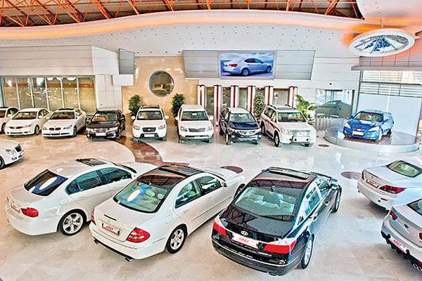 خروج قیمت خودروهای وارداتی از ریل