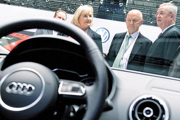 پایان اسطوره خودروسازی