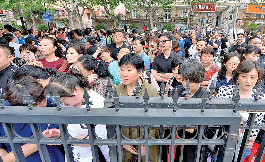 بازگشت سیاست  به دانشگاههای چین
