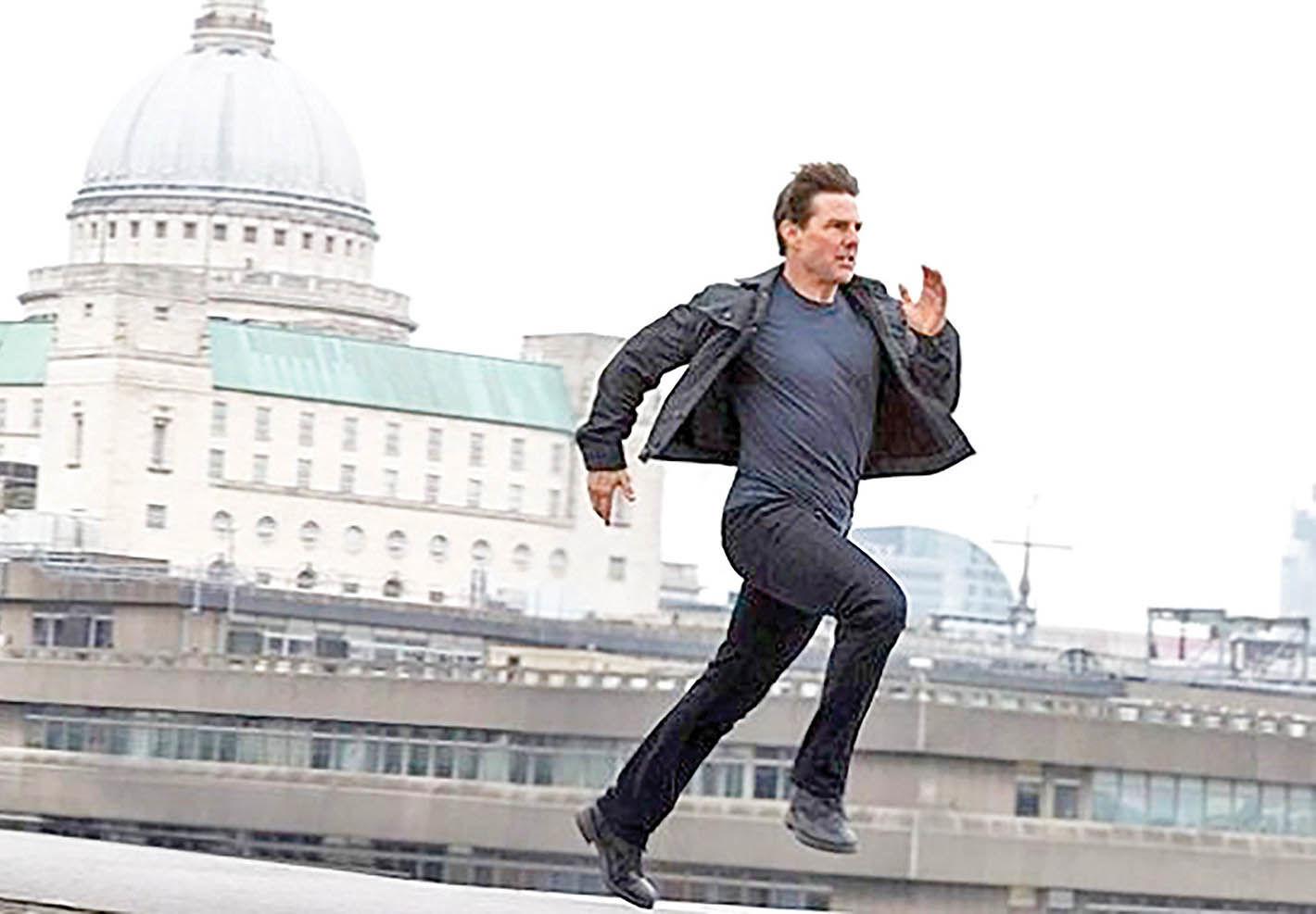 بازگشت تام کروز به روزهای اوج با «ماموریت غیرممکن»