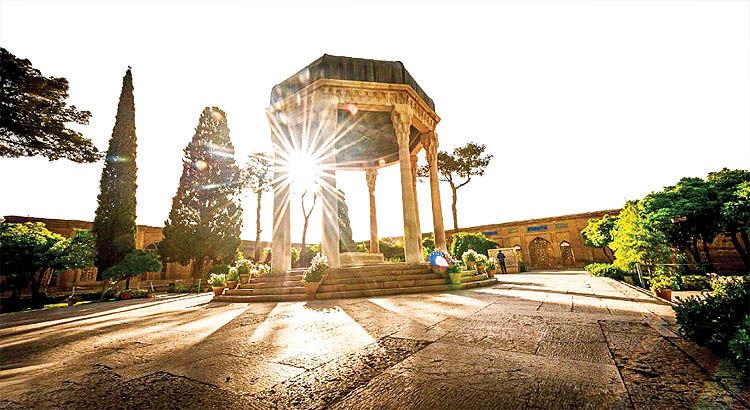 پاییز بیمثـال شیراز