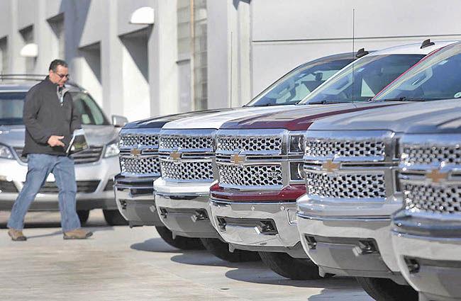 پیشبینی افت فروش خودرو در آمریکا