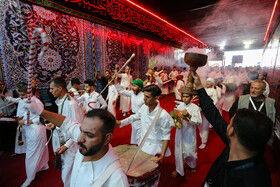 شب تاسوعای حسینی (ع) در کربلا