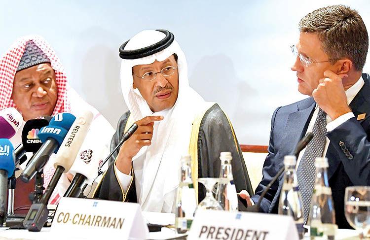 مثلث ترس اوپک در بازار نفت