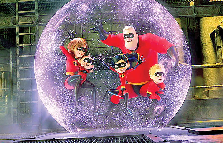 جهان سینما در تسخیر انیمیشنها