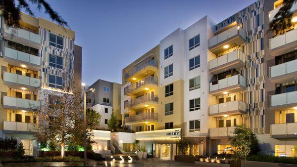 آپارتمانهای پونک؛ از چند تومان تا چند تومان؟