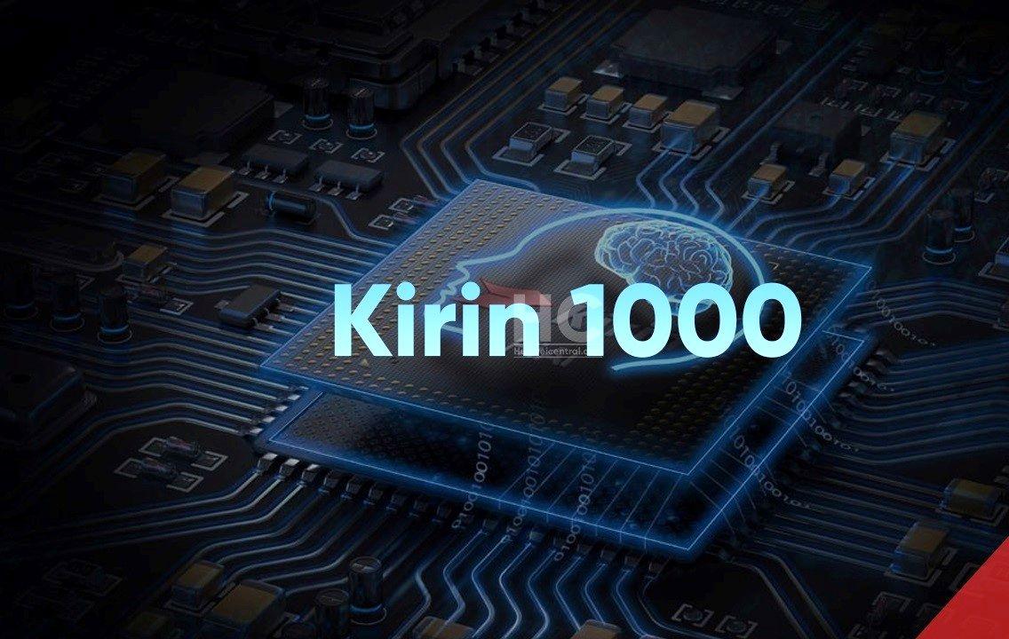 هیولاهای جدید هوآوی؛ Kirin 1000 و Kirin 1100 تراشههایی قدرتمند بر پایه فناوری ۵ نانومتری