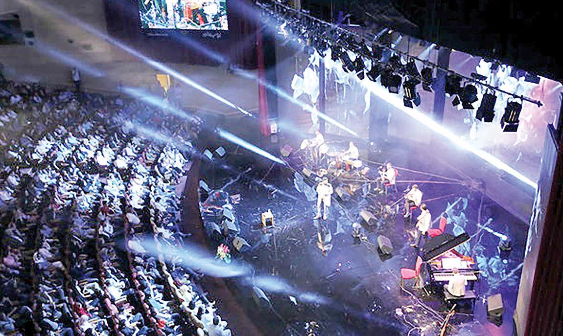 آغاز کنسرتهای پاییزی در ایران