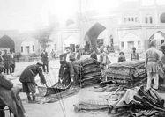 کپیکاری فرش ایرانی در دوره عثمانی