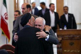 نشست خبری محمدجواد ظریف،وزیر امورخارجه