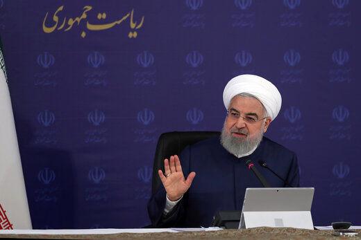 اولین واکنش روحانی به سانحه ناوچه نظامی ارتش در کنارک