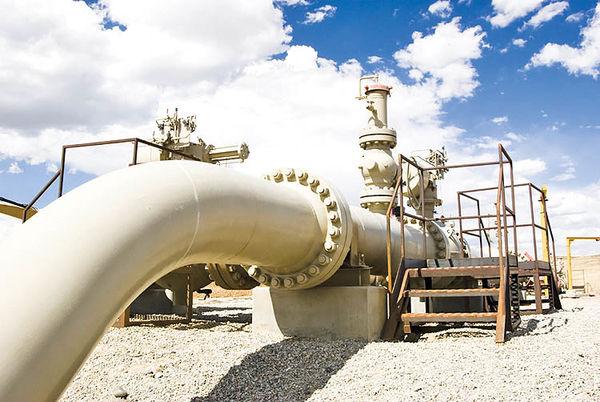 سهم 8  استان از صادرات گاز