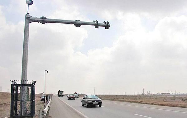 کنترل هوشمند جادههای همدان