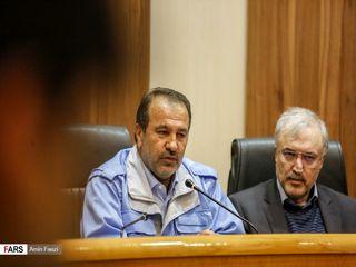 برگزاری جلسه ستاد بحران در شیراز