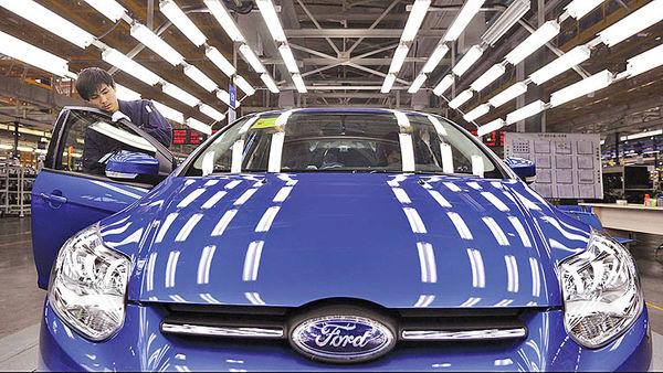 چشمانداز دشوار چین  برای خودروسازان آمریکایی