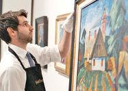 بازار 14 میلیاردی هنر ایران در نیمه آبان
