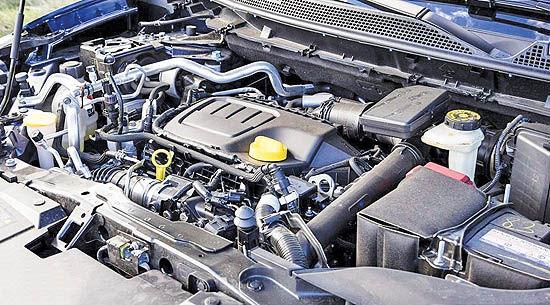 موتور مشترک رنو-دایملر