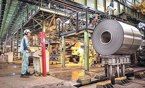 خلق ثروت از مواد اولیه معدنی  در فولادمبارکه