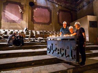 تئاتر «نصر» لاله زار، آماده بازگشایی