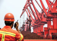 آماده باش سنگآهن برای تعطیلات چینی