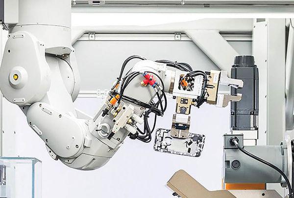 روبات اپل برای بازیافت آیفون