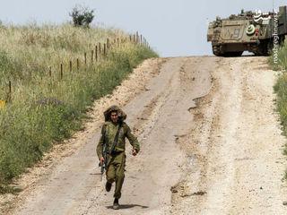 آمادهباش اضطراری نظامیان صهیونیستی در مرز سوریه