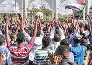 دومینوی تظاهرات از الجزایر به سودان رسید