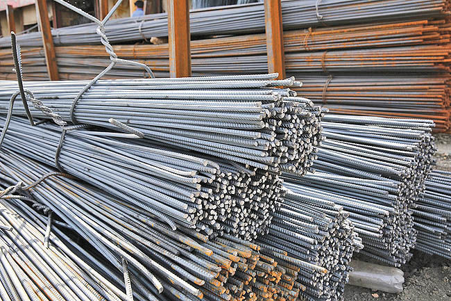 ثبات نسبی قیمت شمش فولاد