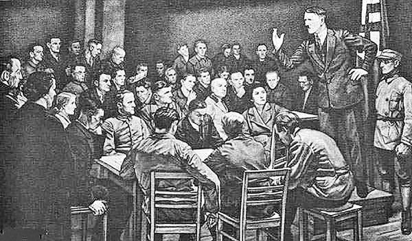 بهرهبرداری هیتلر از بحران 1929