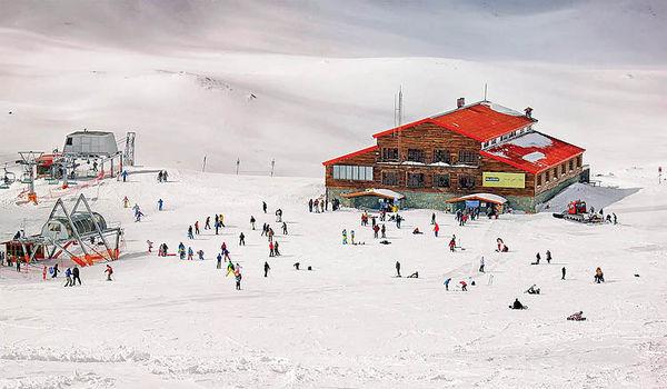 برنامه رونق گردشگری در ارتفاعات پایتخت