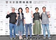 کنفرانس جشنواره فیلم توکیو با حضور ترانه علیدوستی