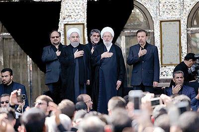روحانی: امام حسین(ع)آغازگر جنگ نبود