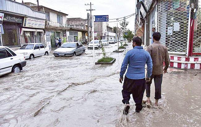 آخرین آمار میزان بارشهای کشور