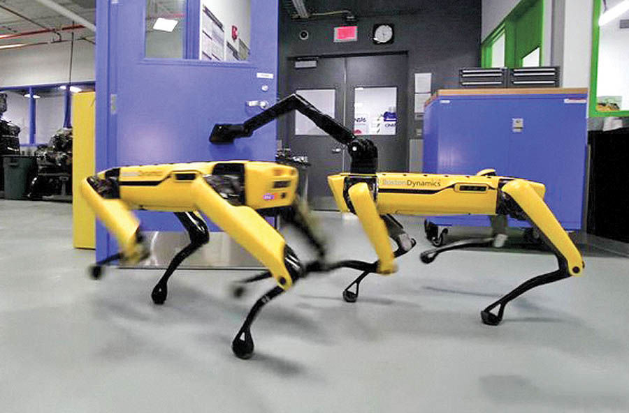مودبترین روباتی که تاکنون دیدهاید