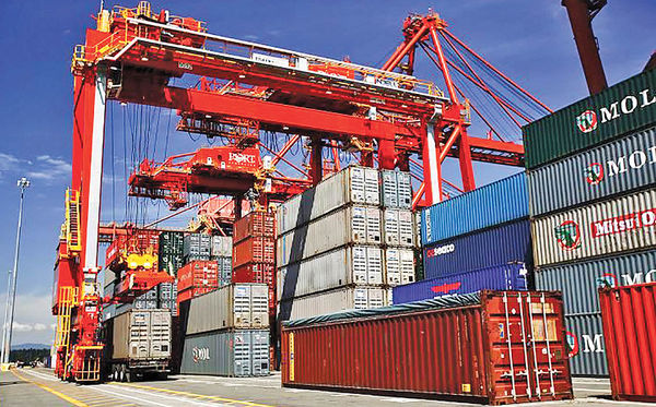 محک صادرات در صنایع غذایی