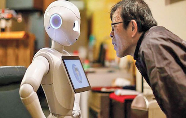 نفوذ هوش مصنوعی در محیط کاری