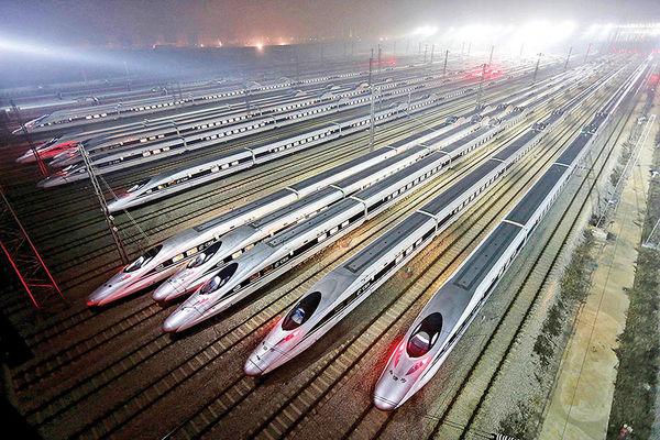 پیشتازی قطارهای «پرسرعت» و «حومهای» در جهان