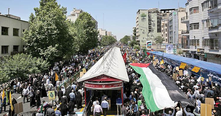 هشدار لاریجانی به مثلث ضدایرانی