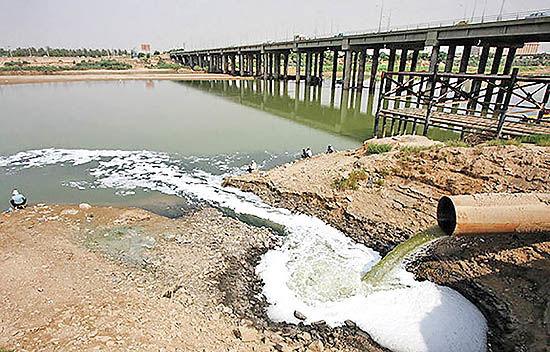 منشأ شوری آب خوزستان