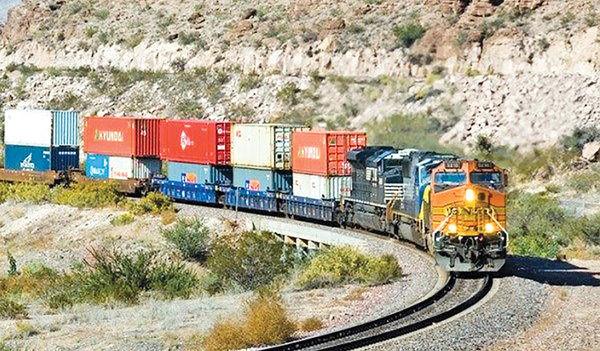 فعالسازی مجدد صادرات ریلی سیمان به افغانستان
