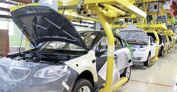 دومینوی توقف تولید خودروهای مونتاژی